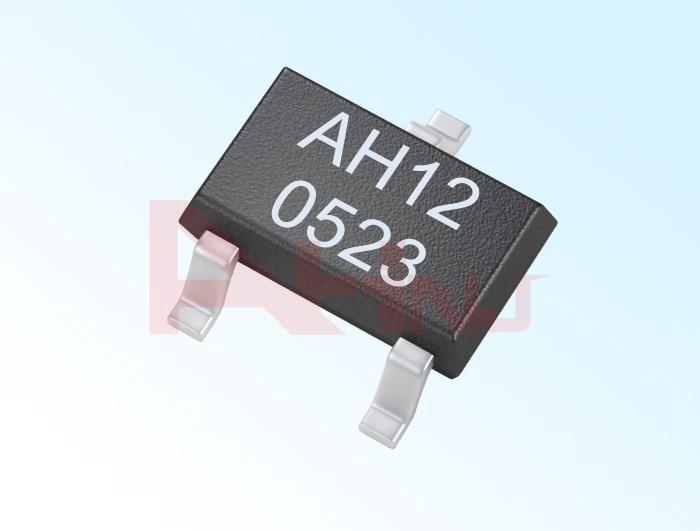 حساس هول من نوع التثبيت AH3012