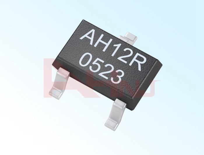حساس هول من نوع التثبيت AH3012R